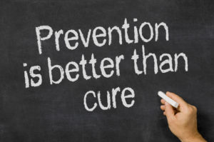 Prevention Better Than A Cure