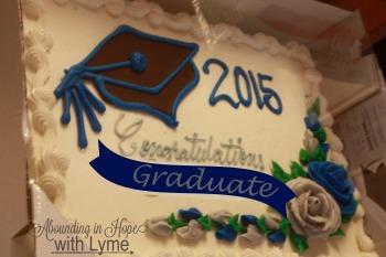Homeschool  Graduation Cake
