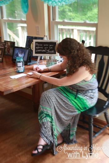 Graduation Mom Writing Encouragement