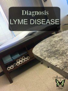 Diagnosis Lyme Disease