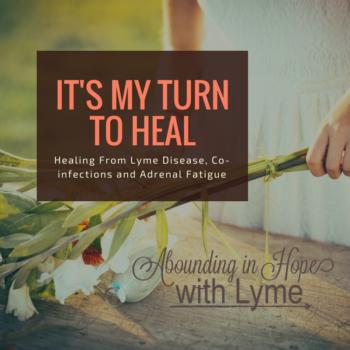 Healing from Lyme Disease