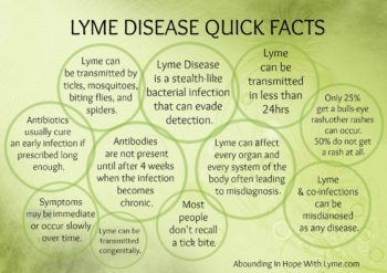 Lyme Disease Quick Facts