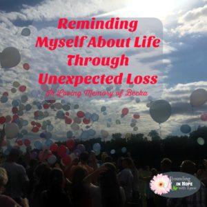 Loss & Grief, Losing a Friend