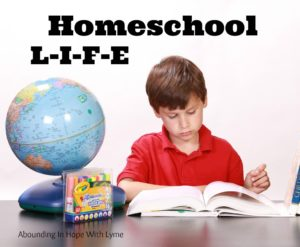 Homeschool & The End of the Year