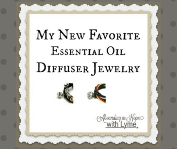 Essential Oil Diffuser Jewelry