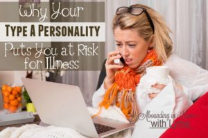 Illness and Type A Personality