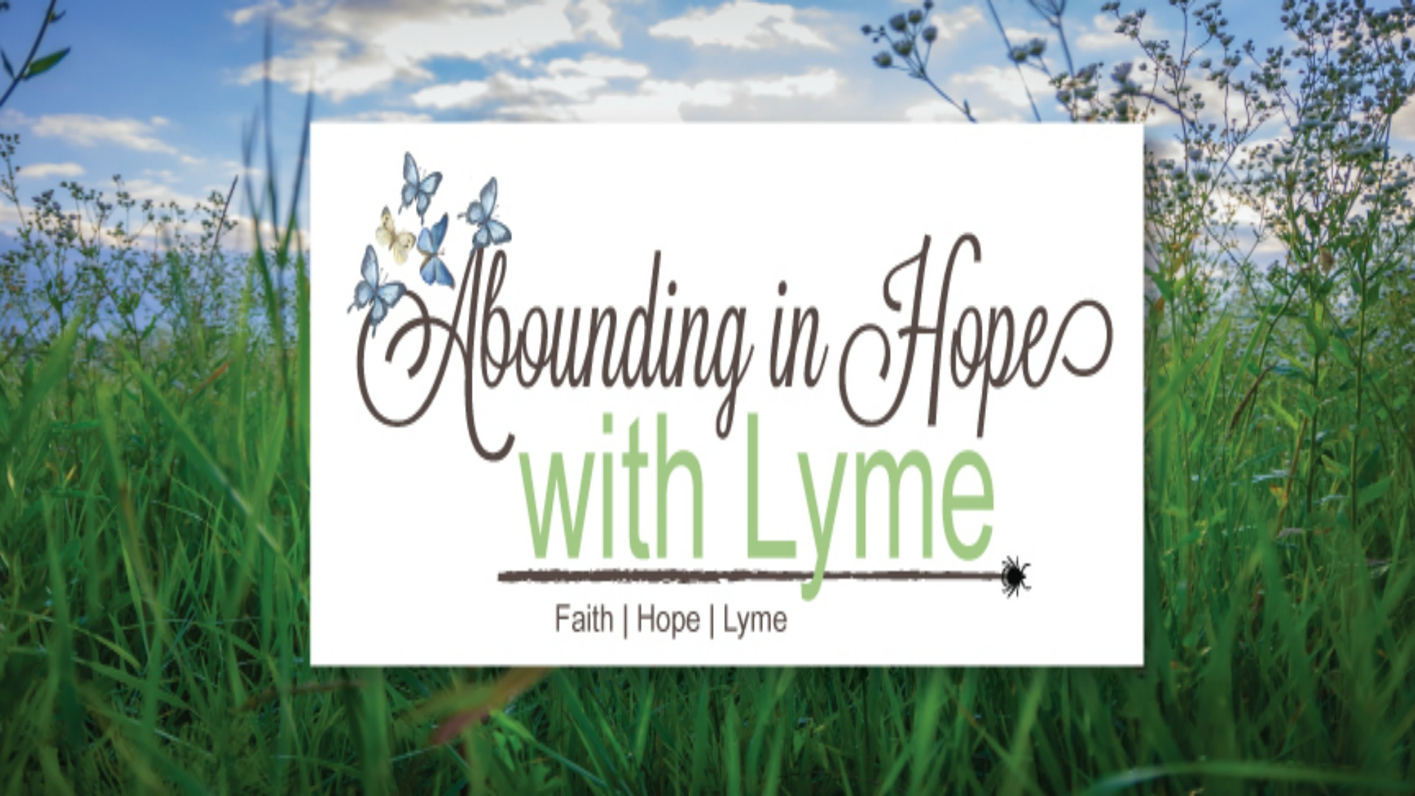 New Look Archives Abounding In Hope With Lyme