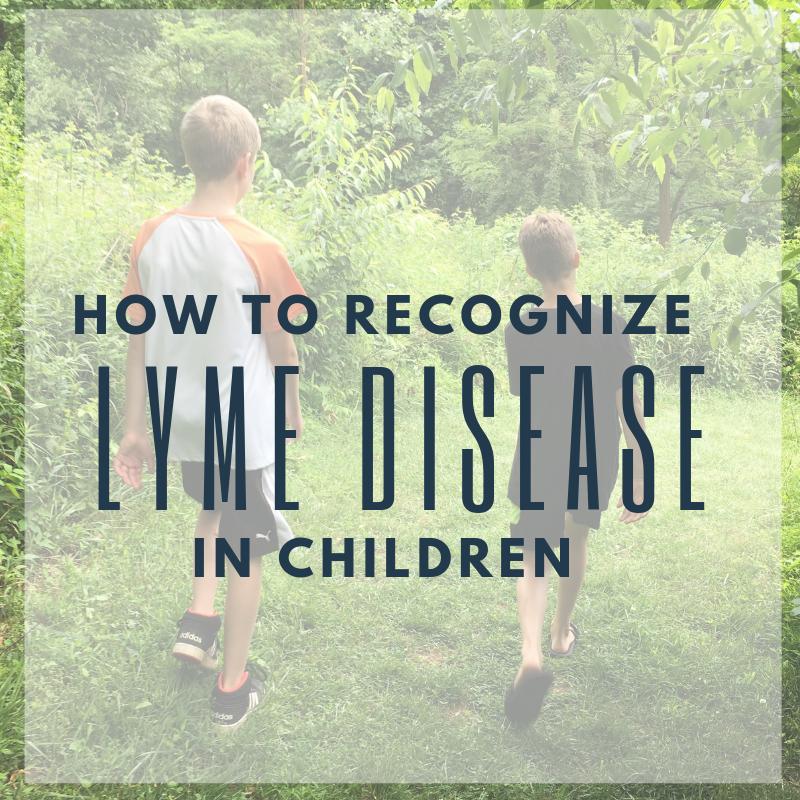 Lyme in Children