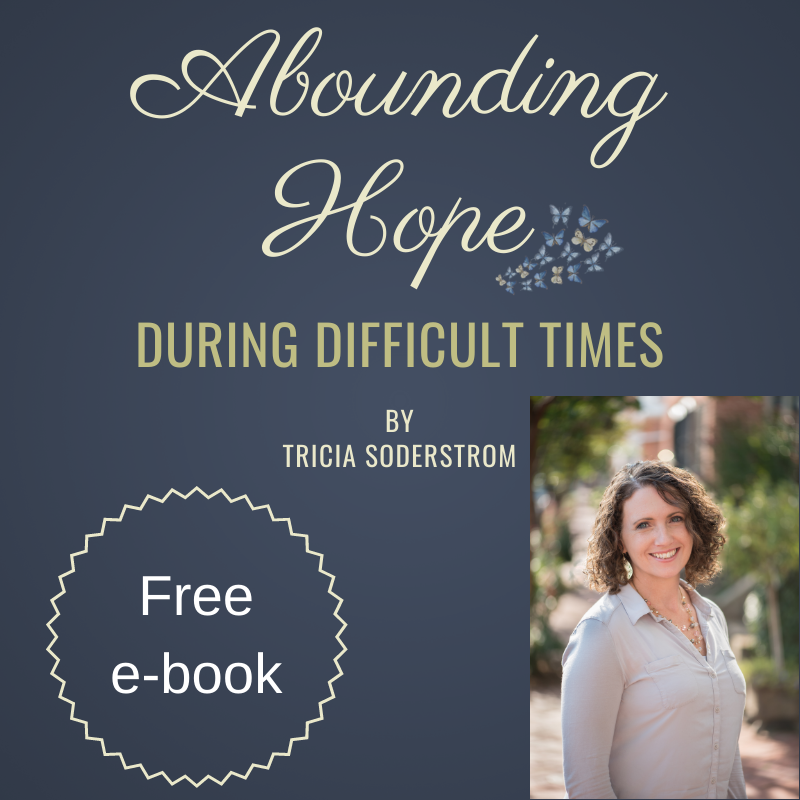 Abounding Hope During Difficult Times eBook