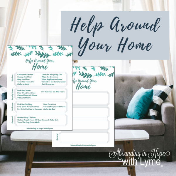 Help Around Your Home