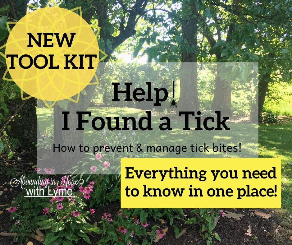 Help I Found a Tick